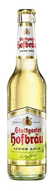 Logo Stuttgarter Hofbräu Lemon Gold