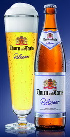 Logo Thurn und Taxis Pilsener
