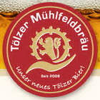 Logo Tölzer Mühlfeldbräu Frühlingsweißbier