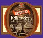 Logo Urbanus Kellerweizen