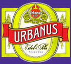 Logo Urbanus Edelpils Feinherb