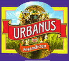 Logo Urbanus Brauhaus Weizen Dunkel