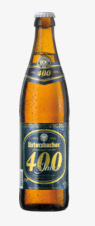 Logo Ustersbacher Jubiläums-Bier 400
