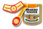Logo Brauerei Wagner Ungespundetes Lagerbier