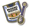 Logo Brauerei Wagner Bock Dunkel