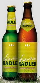 Logo Walderbräu Radler