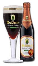 Logo Waldhaus Jubiläumms Dunkel