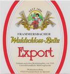 Logo Waldschloss-bräu Export