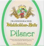 Logo Waldschloss-Bräu Pilsner
