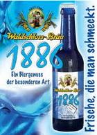 Logo Waldschloss-bräu 1886
