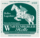 Logo Wartenberger Helle