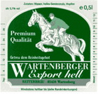 Logo Wartenberger Export Hell