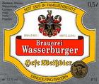 Logo Brauerei Wasserburger Hefe Weißbier