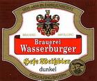 Logo Brauerei Wasserburger Hefe Weißbier Dunkel