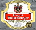 Logo Brauerei Wasserburger Leichtes Weizen