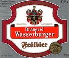 Logo Brauerei Wasserburger Festbier