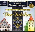 Logo Brauerei Wasserburger Der Jubilar