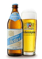 Logo Weihenstephan Helles