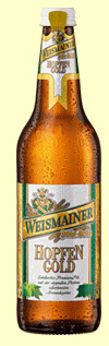 Logo Weismainer Hopfen Gold