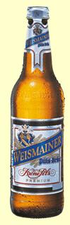 Logo Weismainer Krone Pils