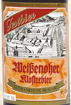 Logo Weißenoher Festbier
