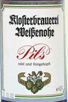 Logo Weißenoher Pils