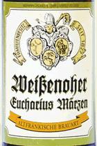 Logo Weißenoher Eucharius Märzen