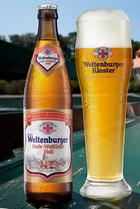 Logo Weltenburger Weißbier Hell
