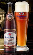 Logo Weltenburger Weißbier Dunkel