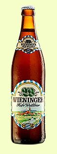 Logo Wieninger Hefe Weißbier