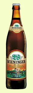 Logo Wieninger Dunkle Radler Halbe