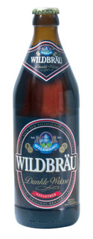 Logo Wildbräu Dunkle Weisse