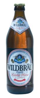Logo Wildbräu Leichte Weisse