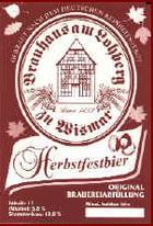 Logo Wismarer Herbstfestbier