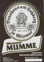 Logo Wismarer Mumme