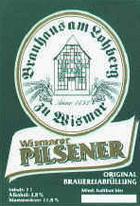 Logo Wismarer Pilsener