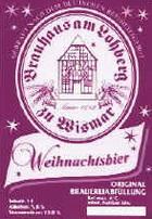 Logo Wismarer Weihnachtsbier