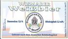 Logo Wismarer Weißbier