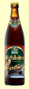 Logo Wolfshöher Festbier