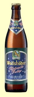 Logo Wolfshöher Weihnachts Festbier