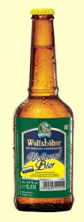 Logo Wolfshöher Vollmondbier