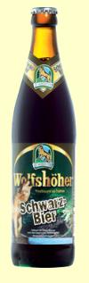 Logo Wolfshöher Premium Schwarzbier