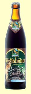 Logo Wolfshöher Weissbier Dunkel