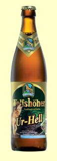 Logo Wolfshöher Urhell