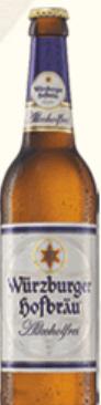 Logo Würzburger Hofbräu Alkoholfrei