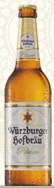 Logo Würzburger Hofbräu Pilsner