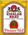 Logo Ziegler Bräu Premium Hell