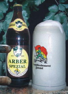Logo 1. Dampfbierbrauerei Zwiesel Arber Spezial