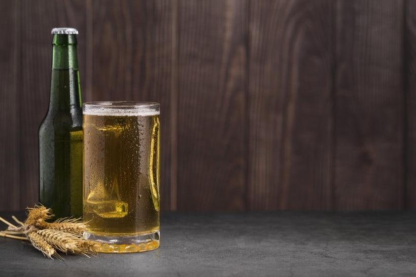 Unfiltriertes Bier