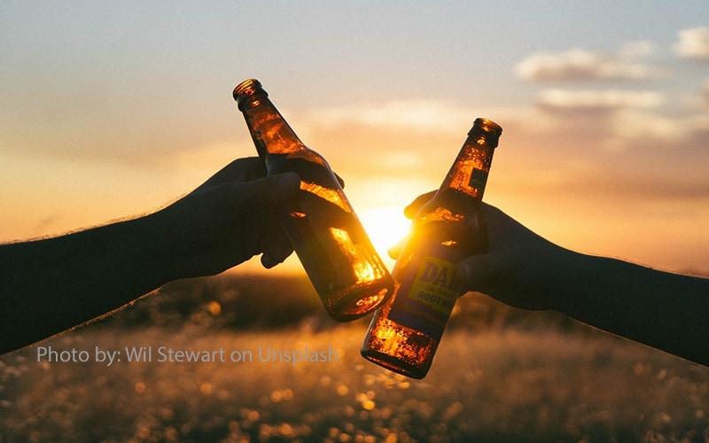 drinkability beim Bier